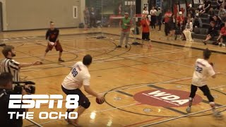 USA men's dodgeball team makes epic comeback from 12-2 down to beat Team Canada | ESPN 8: The Ocho