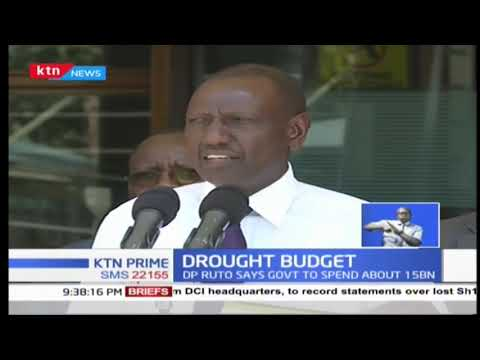 DP William Ruto: Kenya's food situation remains stable