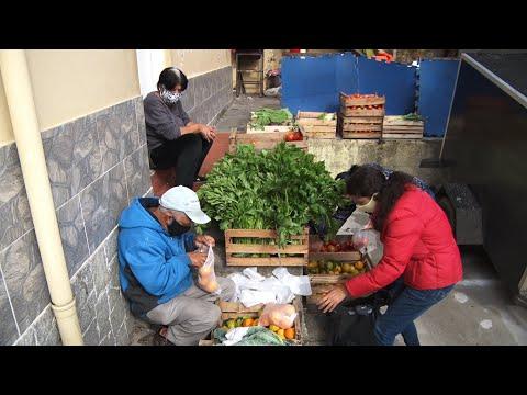 Parceria entre agricultores e projeto social distribui cestas básicas em Friburgo