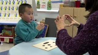Preschool Math: Recognizing Shapes (Early Math Collaborative At Erikson)