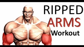 Killer ARMS WORKOUT dumbbells 30mins: Train along with Coach Ali by Coach Ali