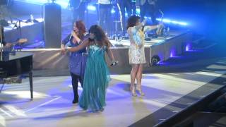 Total Touch - Somebody Elses Lover & Touch Me Here (Ladies of Soul, 14-2-2014)