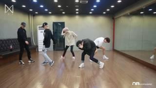 INX(인엑스)-오나(Alright) 안무연습영상 Dance Practice