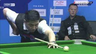 Zhou Zhihong VS Zhang Lei - National Qualifier - 2019 Belt and Road Chinese Pool International Open