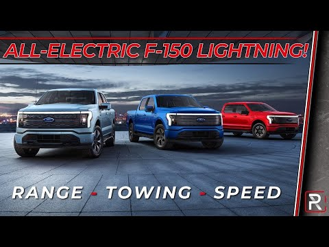 2022 Ford F-150 Lightning – America's Truck Goes All-Electric!