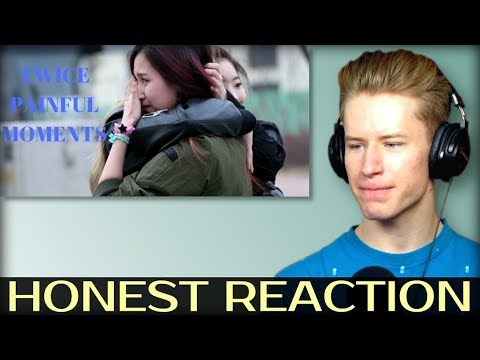 HONEST REACTION to TWICE moments I find painful to watch.