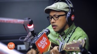 "Noel Cabangon Performs ""Kanlungan"" Live On Wish 107.5 Bus"