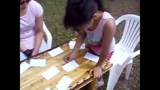 Ojibwe Basic Words Match Game