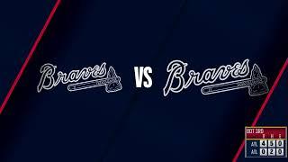 Braves Intrasquad Game (7/15)