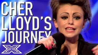 Cher Lloyds X Factor Journey (All Performances) | X Factor Global