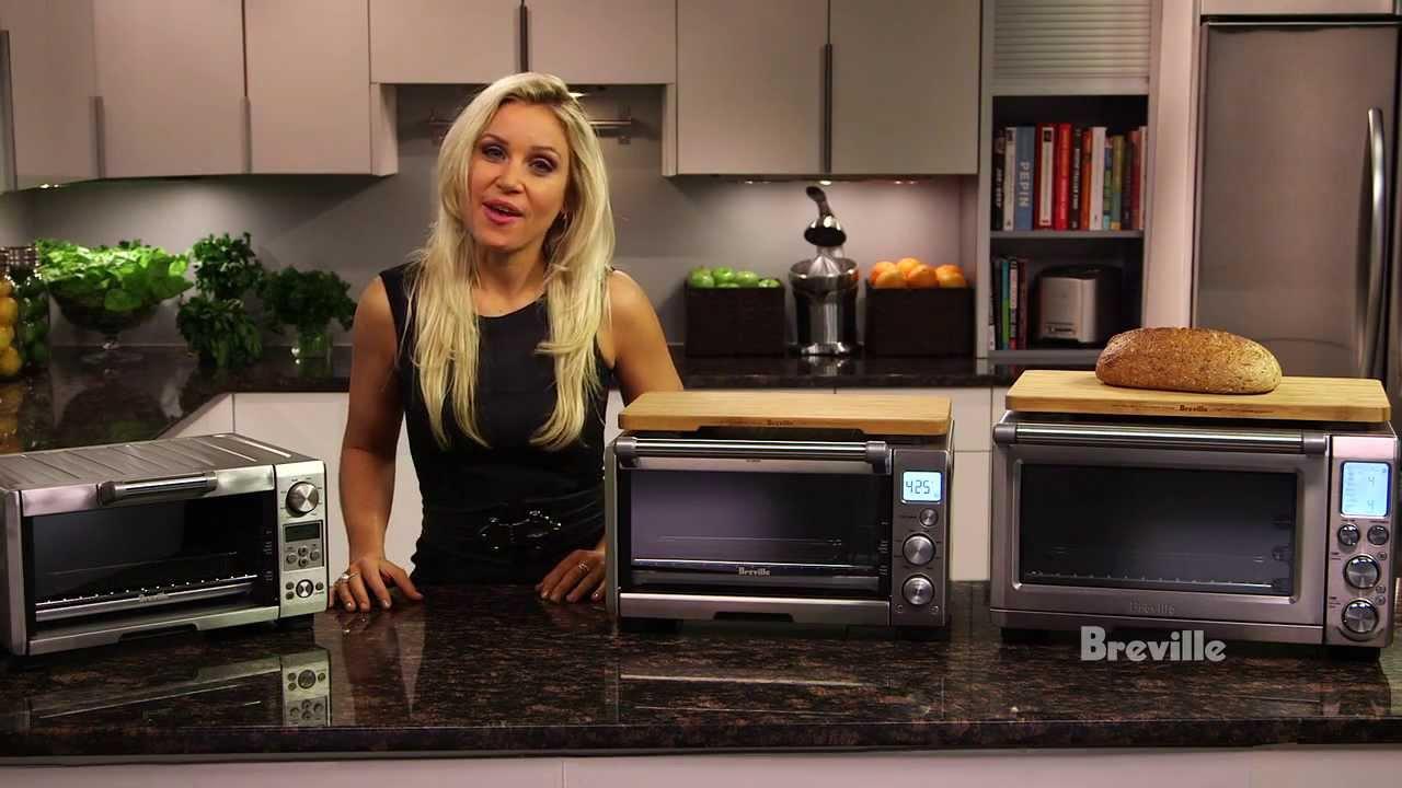 Breville® -- les Smart Ovens®
