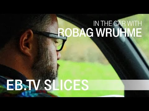 ROBAG WRUHME In the car with EB.TV