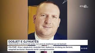 RTK3 Lajmet e orës 23:00 17.09.2020
