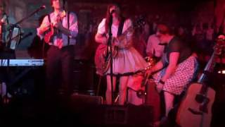 """April Smith & the Great Picture Show """"Colors"""" (with Sarah Shay) Live in Seattle June 23, 2010"""