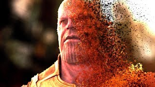 Infinity War Disintegration Effect I After Effects Tutorial 2018 I Trapcode Particular
