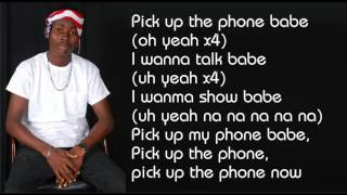 A2une - Pick Up The Phone [da-refix] (Video Lyrics)