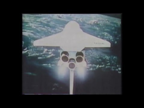 A 70´s documentary with footage of UFOs and space travel plus a lush, nostalgic synth tune is a total match