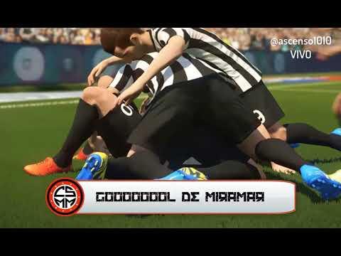 7ma fecha B 2018 - Miramar 2-3 Deportivo Maldonado (Rodrigo Diaz-Martin Cardoner)