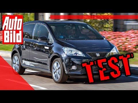 Seat Mii electric (2019): Test - Fahrbericht - Review - Elektro - Infos