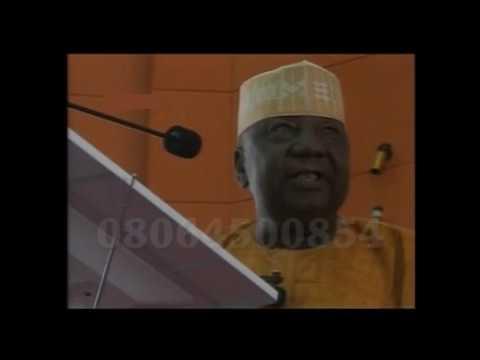 Alhaji Adamu Dan maraya Jos wakar Al adun Yan Africa bakar fata