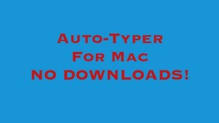 free auto typer - Free video search site - Findclip Net