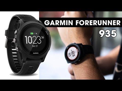 Garmin Forerunner 935 l Đồng hồ thể thao đẳng cấp Pro