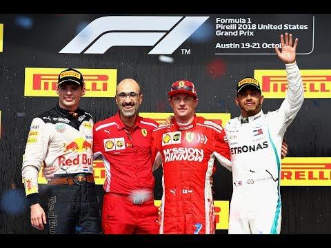 Ferrari dá passo atrás para vencer e F1 olha para frente: bastidores em Austin   GP in loco