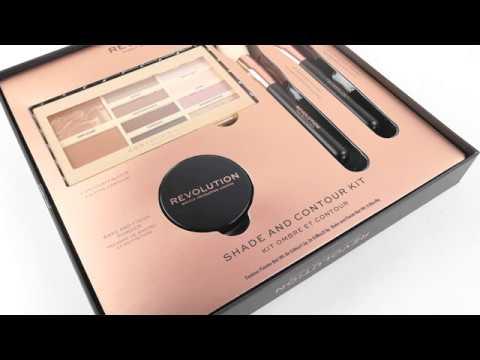 Makeup Revolution Makeup Revolution Shade & Contour Kit