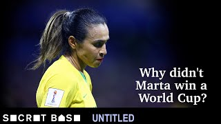 Marta never won a World Cup. Here's what left her empty-handed. thumbnail