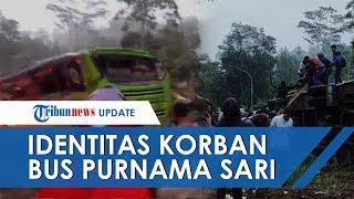 Identitas Korban Tewas dan Luka akibat Kecelakaan Bus Pariwisata di Subang, Ini Daftar Lengkapnya