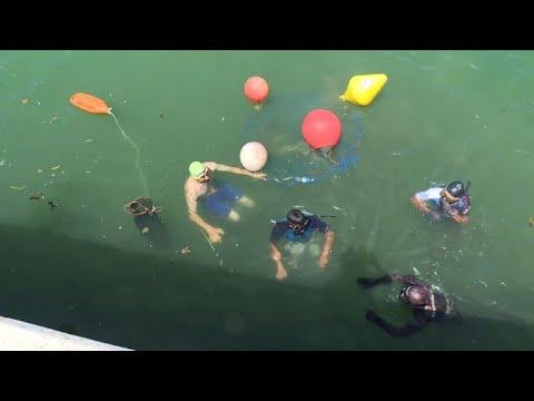 العرب اليوم - شاهد: النفايات تشوه بعض شواطئ المغرب