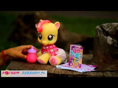 So Soft Newborn Apple Sprout / Książęce niemowlaki Apple Sprout - My Little Pony - 27858 A2252