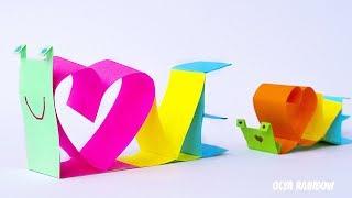 ОРИГАМИ ИЗ БУМАГИ на ДЕНЬ СВЯТОГО ВАЛЕНТИНА | Origami Valentine