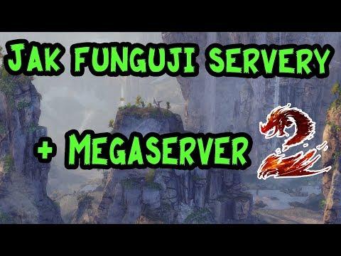 Guild Wars 2 - Jak fungují servery a co je to MegaServer | TUTORIAL | Bukk
