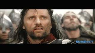 Within Temptation - Utopia (a LOTR music video)
