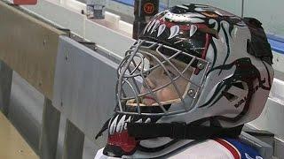 В Ледовом дворце соревновались хоккейные команды мальчишек 2007 года рождения