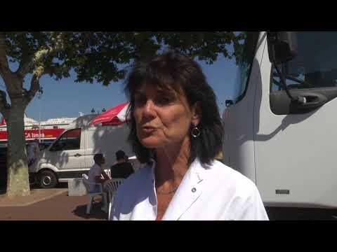 VIDEO. L'Établissement Français du sang (EFS) à lancé un appel d'urgence au don de sang