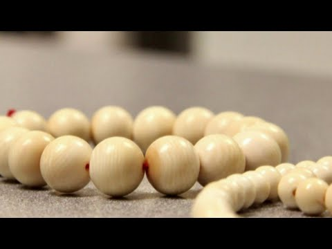 Officers seize ivory tusk jewelry at Detroit Metro airport