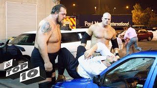 Insane parking lot beatdowns: WWE Top 10, May 13, 2019