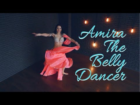 Amira The Belly Dancer Video
