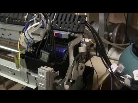 Уф принтер из  EPSON 1410 своими руками