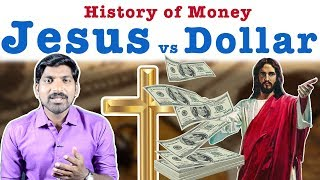 How US Became Superpower - Part 5   Jesus vs History of Money    Tamil Pokkisham   Vicky   TP