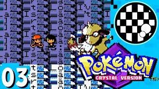 Smeargle  - (Pokémon) - 6 Smeargle Challenge: Pokemon Crystal | PART 3