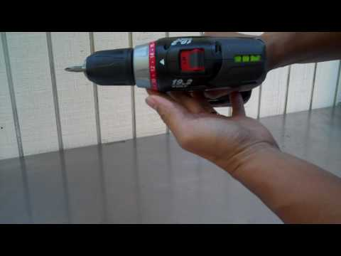 Craftsman Cordless Drill Review – C3 19.2V