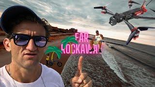 FPV Drone with Casey Neistat at Far Rockaway - Sort of....