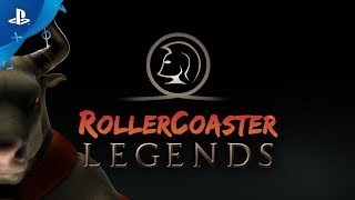 RollerCoaster Legends II: Thor's Hammer – Gameplay Trailer | PS VR