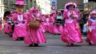 スイス発 ベルンのファスナハトパレード・定番バンド 3【スイス情報.com】