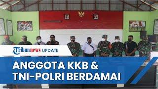Kisah Perdamaian Komandan dan Anggota KKB dengan TNI-Polri, Janji akan Setia pada NKRI