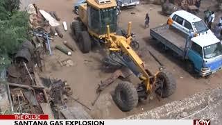 Santana Gas Explosion - The Pulse on JoyNews (7-5-18)