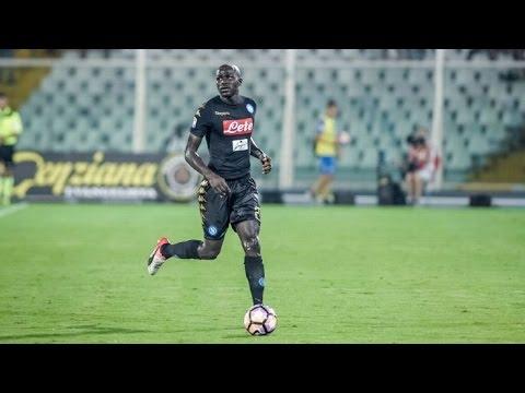 Kalidou Koulibaly - The Beast - Amazing Defensive Skills - 2016 - HD